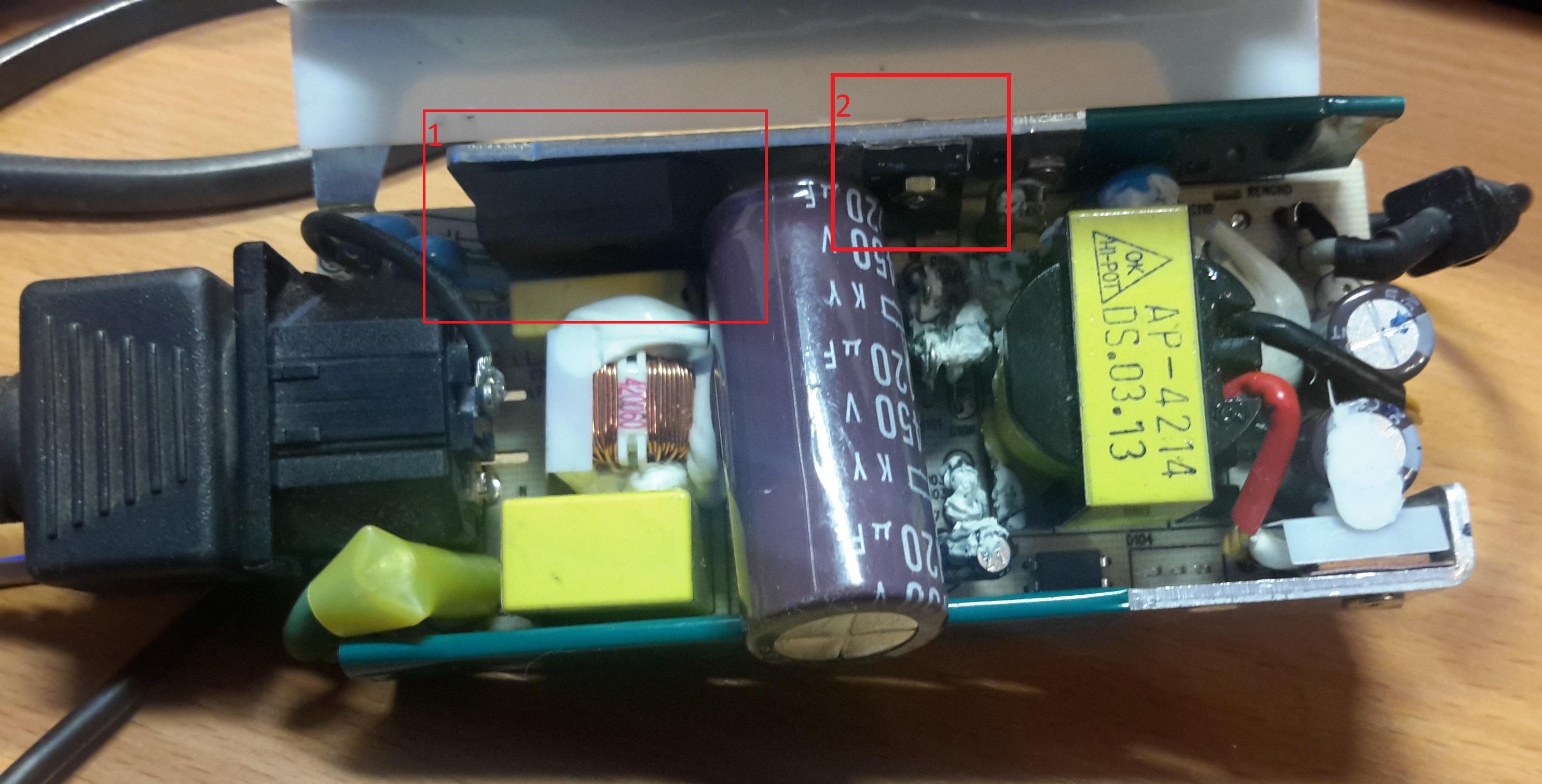 схема зарядное на транзисторах